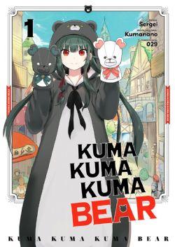 KUMA KUMA KUMA BEAR -  (FRENCH V.) 01