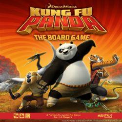 KUNG FU PANDA -  THE BOARD GAME