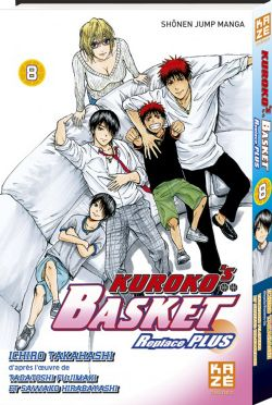 KUROKO'S BASKET -  (FRENCH V.) -  REPLACE PLUS 08