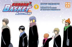 KUROKO'S BASKET -  (FRENCH V.) -  REPLACE PLUS 09