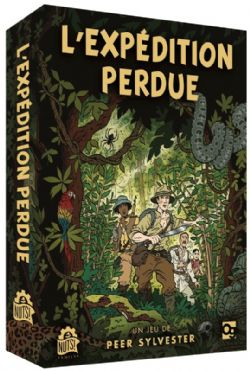 L'EXPÉDITION PERDUE (FRENCH)