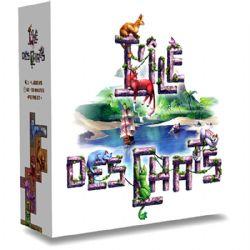 L'ÎLE DES CHATS -  BASE GAME (FRENCH)