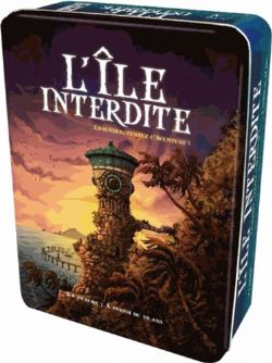 L'ÎLE INTERDITE (FRENCH)
