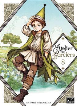 L'ATELIER DES SORCIERS -  (FRENCH V.) 08