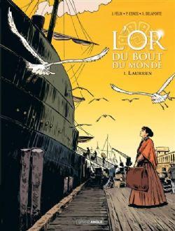 L'OR DU BOUT DU MONDE -  LAUREN 01
