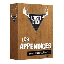 L'OSTI D'JEU -  EXTENSION LES APPENDICES (FRENCH)