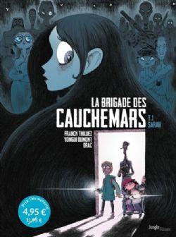 LA BRIGADE DES CAUCHEMARS -  SARAH (PRIX DÉCOUVERTE) 01