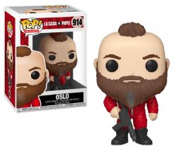 LA CASA DE PAPEL -  POP! VINYL FIGURE OF OSLO(4 INCH) 914