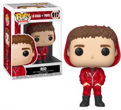 LA CASA DE PAPEL -  POP! VINYL FIGURE OF RIO (4 INCH) 917