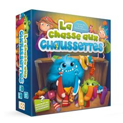 LA CHASSE AUX CHAUSSETTES (FRENCH)