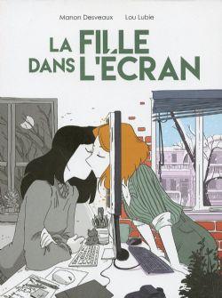LA FILLE DANS L'ÉCRAN