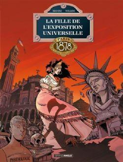 LA FILLE DE L'EXPOSITION UNIVERSELLE -  PARIS 1878