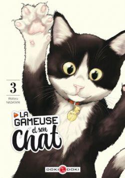 LA GAMEUSE ET SON CHAT -  (FRENCH V.) 03