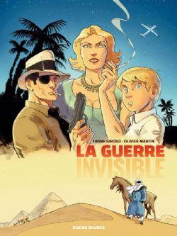 LA GUERRE INVISIBLE -  L'AGENCE 01