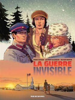 LA GUERRE INVISIBLE -  LE COMITÉ 02