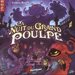 LA NUIT DU GRAND POULPE (FRENCH)
