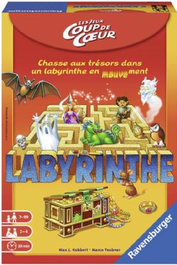 LABYRINTH -  COUP DE COEUR (FRENCH)