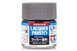 LACQUER PAINT -  METALLIC GRAY (1/3 OZ) LP-61