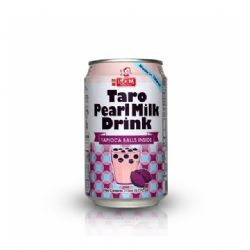 LADY BOBA -  TARO BUBBLE TEA (10.7 OZ)