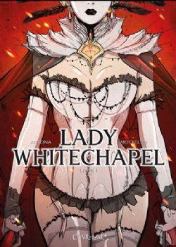 LADY WHITECHAPEL -  MEURTRES AU PARADIS 01