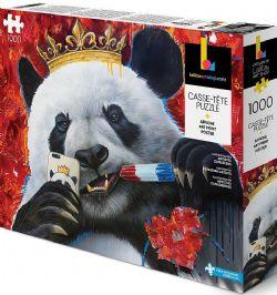 LALITA'S ART -  PANDA (1000 PIECES)