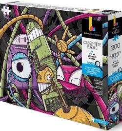 LALITA'S ART -  ROBOTS (200 PIECES)