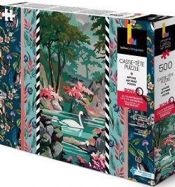 LALITA'S ART -  SWAN (500 PIECES)