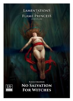 LAMENTATIONS OF THE FLAME PRINCESS -  NO SALVATION FOR WITCHES (FRENCH)