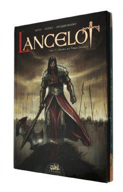 LANCELOT -  BD USAGÉES PACK TOME 01 ET 02