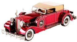 LAND VEHICLE -  1934 PACKARD TWELVE CONVERTIBLE - 2 1/2 SHEET