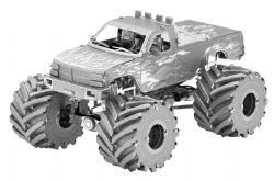 LAND VEHICLE -  MONSTER TRUCK - 3 SHEETS
