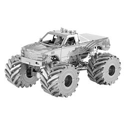 LAND VEHICLE -  MONSTER TRUCK (3 SHEET)