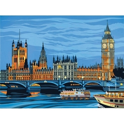 LANDSCAPES -  HOUSES OF PARLEMENT (12