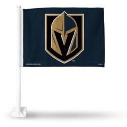 LAS VEGAS GOLDEN KNIGHTS -  CAR FLAG