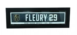 LAS VEGAS GOLDEN KNIGHTS -  FRAMED MARC-ANDRÉ FLEURY #29 (6