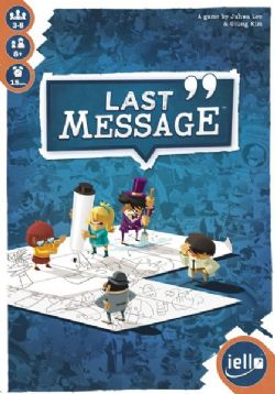 LAST MESSAGE (FRENCH)