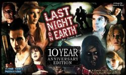 LAST NIGHT ON EARTH -  THE ZOMBIE GAME 10 YEAR ANNIVERSARY