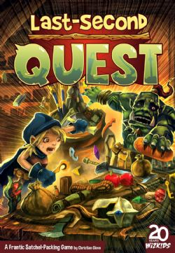 LAST-SECOND QUEST (ENGLISH)