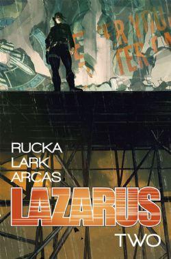LAZARUS -  LAZARUS TP 02