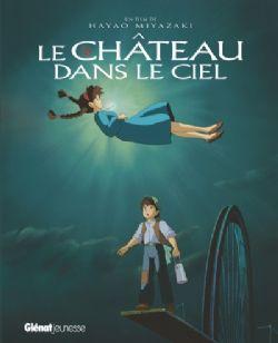 LE CHÂTEAU DANS LE CIEL -  L'ALBUM DU FILM