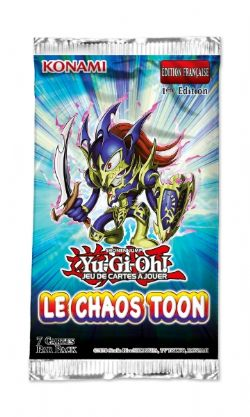 LE CHAOS TOON -  PAQUETS RECHARGE (FRENCH) (P7/B24)