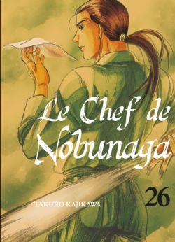 LE CHEF DE NOBUNAGA -  (FRENCH V.) 26