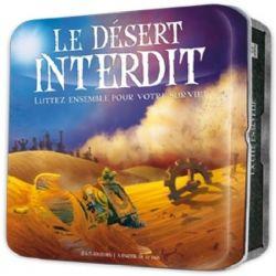 LE DÉSERT INTERDIT (FRENCH)