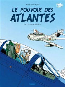 LE POUVOIR DES ATLANTES -  LA CONFRONTATION 02