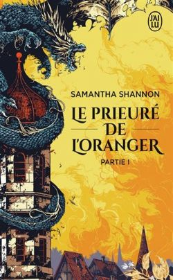 LE PRIEURÉ DE L'ORANGER -  (POCKET FORMAT) SC 01
