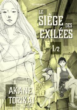 LE SIÈGE DES EXILÉES -  (FRENCH V.) 01