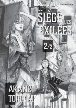 LE SIÈGE DES EXILÉES -  (FRENCH V.) 02