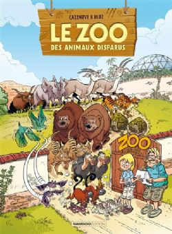 LE ZOO DES ANIMAUX DISPARUS 02