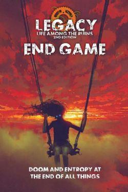 LEGACY: LIFE AMONG THE RUINS -  END GAME (ENGLISH) -  2ND EDITION