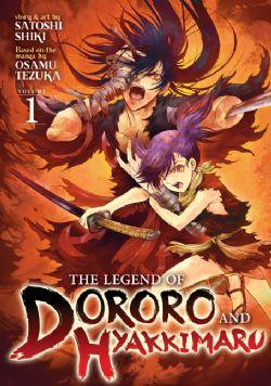 LEGEND OF DORORO AND HYAKKIMARU, THE -  (ENGLISH V.) 01
